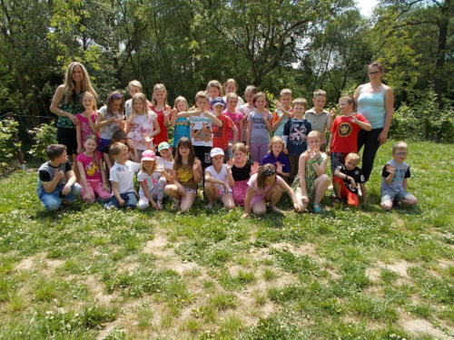 Den dětí v družině 2017