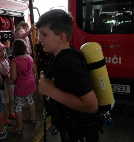 hasičárna 13