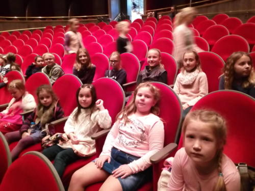 Představení v Horáckém divadle