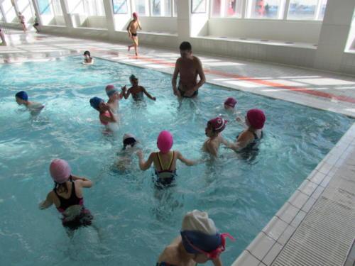 Plavecký výcvik-2