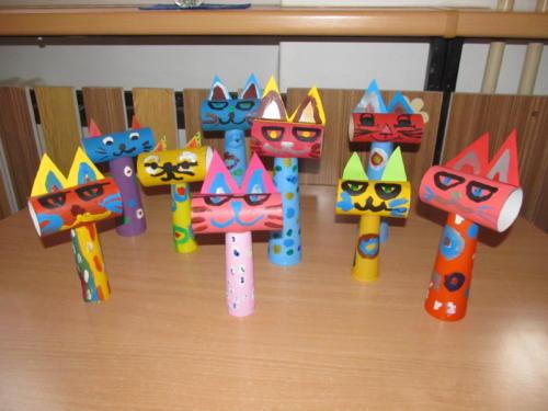 Výtvarné dílny - hračky