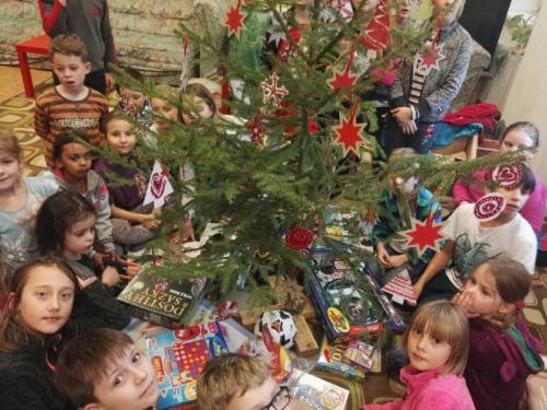 Další vánoční besídka ve školní družině
