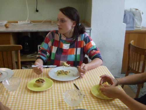 Vaření 9. třída