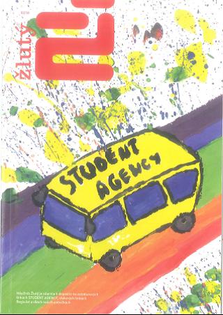 Žlutý - soutěž časopisu